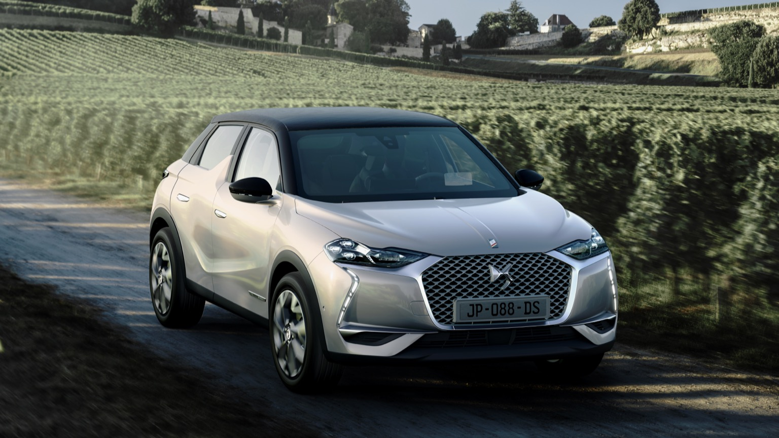 DS 3 Crossback e-tense 8 procent